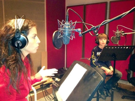 voice-over demo's by Denise Rivera