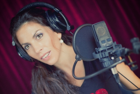 voice-over productions Denise Rivera